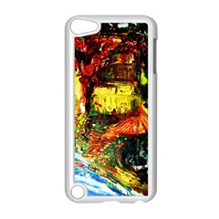 St Barbara Resort Apple Ipod Touch 5 Case (white) by bestdesignintheworld