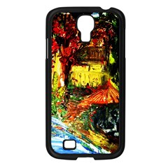 St Barbara Resort Samsung Galaxy S4 I9500/ I9505 Case (black) by bestdesignintheworld