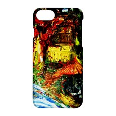 St Barbara Resort Apple Iphone 7 Hardshell Case by bestdesignintheworld
