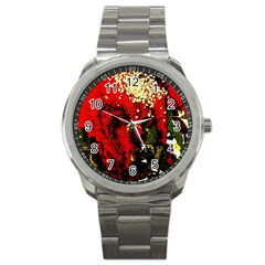 Piggy Bank 3 Sport Metal Watch