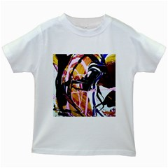 Immediate Attraction 2 Kids White T Shirts by bestdesignintheworld