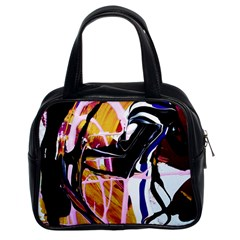 Immediate Attraction 2 Classic Handbags (2 Sides) by bestdesignintheworld