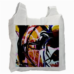 Immediate Attraction 2 Recycle Bag (one Side) by bestdesignintheworld