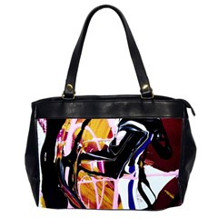 Immediate Attraction 2 Office Handbags (2 Sides)  by bestdesignintheworld