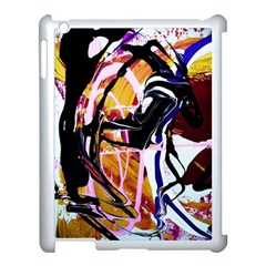 Immediate Attraction 2 Apple Ipad 3/4 Case (white) by bestdesignintheworld