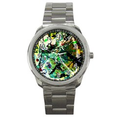 Jealousy   Battle Of Insects 4 Sport Metal Watch
