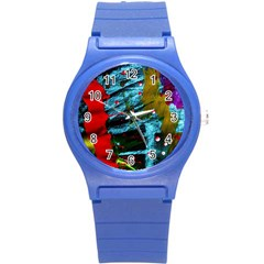 Totem 1 Round Plastic Sport Watch (s) by bestdesignintheworld