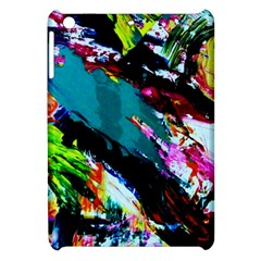 Tulips First Sprouts 6 Apple Ipad Mini Hardshell Case by bestdesignintheworld
