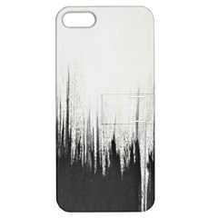 Simple Abstract Art Apple Iphone 5 Hardshell Case With Stand by goodart