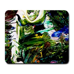 Bow Of Scorpio Before A Butterfly 8 Large Mousepads by bestdesignintheworld