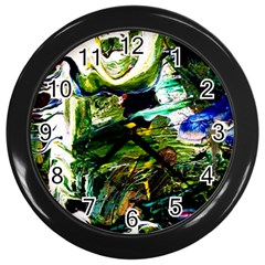 Bow Of Scorpio Before A Butterfly 8 Wall Clocks (black) by bestdesignintheworld
