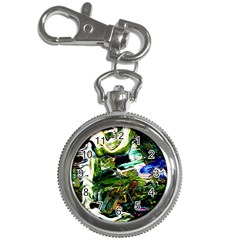 Bow Of Scorpio Before A Butterfly 8 Key Chain Watches by bestdesignintheworld