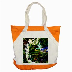 Bow Of Scorpio Before A Butterfly 8 Accent Tote Bag by bestdesignintheworld