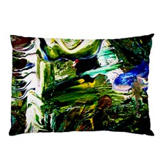 Bow Of Scorpio Before A Butterfly 8 Pillow Case by bestdesignintheworld