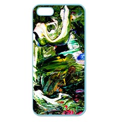 Bow Of Scorpio Before A Butterfly 8 Apple Seamless Iphone 5 Case (color) by bestdesignintheworld