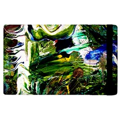 Bow Of Scorpio Before A Butterfly 8 Apple Ipad 2 Flip Case by bestdesignintheworld