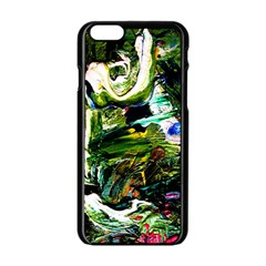 Bow Of Scorpio Before A Butterfly 8 Apple Iphone 6/6s Black Enamel Case by bestdesignintheworld