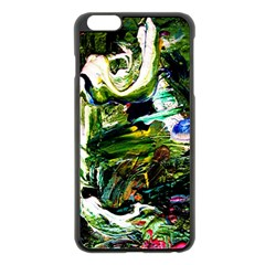 Bow Of Scorpio Before A Butterfly 8 Apple Iphone 6 Plus/6s Plus Black Enamel Case by bestdesignintheworld