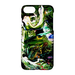 Bow Of Scorpio Before A Butterfly 8 Apple Iphone 7 Hardshell Case by bestdesignintheworld