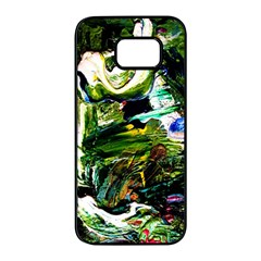 Bow Of Scorpio Before A Butterfly 8 Samsung Galaxy S7 Edge Black Seamless Case by bestdesignintheworld