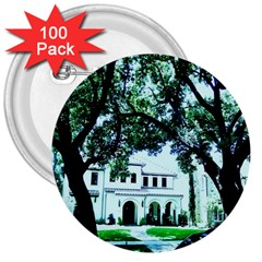 Hot Day In Dallas 16 3  Buttons (100 Pack)  by bestdesignintheworld