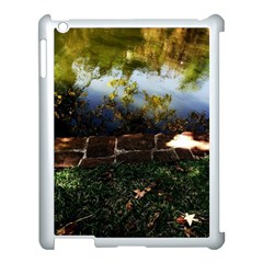 Highland Park 10 Apple Ipad 3/4 Case (white) by bestdesignintheworld