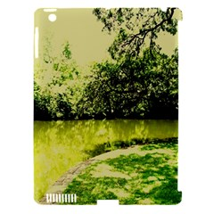 Lake Park 9 Apple Ipad 3/4 Hardshell Case (compatible With Smart Cover) by bestdesignintheworld