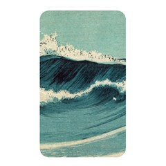 Waves Painting Memory Card Reader by goodart