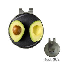 Fruit Avocado Hat Clips With Golf Markers by goodart