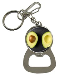 Fruit Avocado Button Necklaces by goodart
