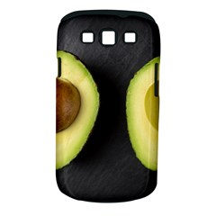 Fruit Avocado Samsung Galaxy S Iii Classic Hardshell Case (pc+silicone)