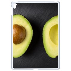 Fruit Avocado Apple Ipad Pro 9 7   White Seamless Case by goodart