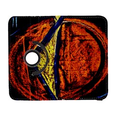 Cryptography Of The Planet 9 Galaxy S3 (flip/folio) by bestdesignintheworld