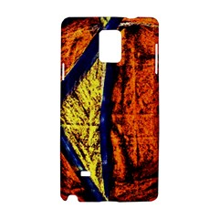 Cryptography Of The Planet 9 Samsung Galaxy Note 4 Hardshell Case by bestdesignintheworld
