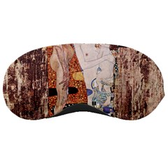 The Three Ages Of Woman  Gustav Klimt Sleeping Masks by Valentinaart