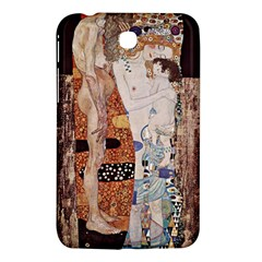 The Three Ages Of Woman  Gustav Klimt Samsung Galaxy Tab 3 (7 ) P3200 Hardshell Case  by Valentinaart