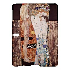The Three Ages Of Woman  Gustav Klimt Samsung Galaxy Tab S (10 5 ) Hardshell Case  by Valentinaart