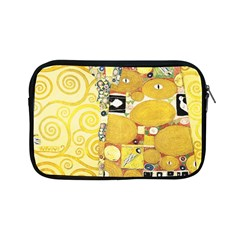 The Embrace   Gustav Klimt Apple Ipad Mini Zipper Cases by Valentinaart