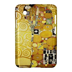 The Embrace   Gustav Klimt Samsung Galaxy Tab 2 (7 ) P3100 Hardshell Case