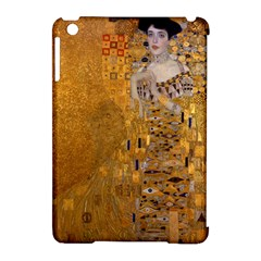 Adele Bloch Bauer I   Gustav Klimt Apple Ipad Mini Hardshell Case (compatible With Smart Cover) by Valentinaart
