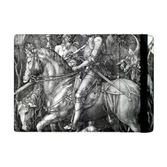 Death And The Devil   Albrecht Dürer Apple Ipad Mini Flip Case by Valentinaart