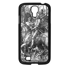Death And The Devil   Albrecht Dürer Samsung Galaxy S4 I9500/ I9505 Case (black)