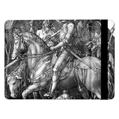 Death And The Devil   Albrecht Dürer Samsung Galaxy Tab Pro 12 2  Flip Case