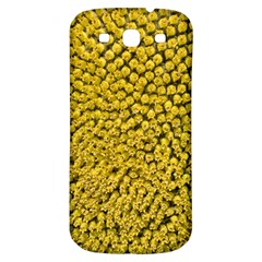Sunflower Head (helianthus Annuus) Hungary Felsotold Samsung Galaxy S3 S Iii Classic Hardshell Back Case