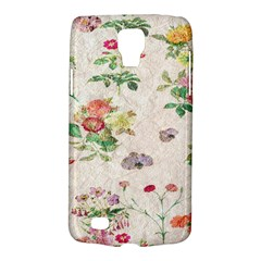 Vintage Flowers Wallpaper Pattern Galaxy S4 Active by goodart