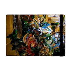 Flowers And Mirror Apple Ipad Mini Flip Case by bestdesignintheworld