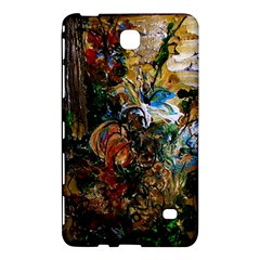 Flowers And Mirror Samsung Galaxy Tab 4 (7 ) Hardshell Case  by bestdesignintheworld