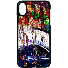 Gatchina Park Apple Iphone X Seamless Case (black) by bestdesignintheworld