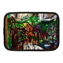 Gatchina Park 4 Netbook Case (medium)  by bestdesignintheworld