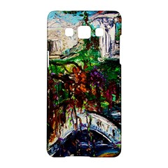 Gatchina Park 4 Samsung Galaxy A5 Hardshell Case  by bestdesignintheworld